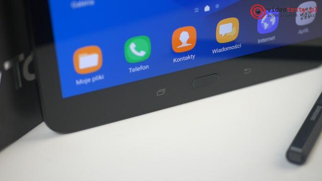 Czytnik linii papilarnych Samsung Galaxy Tab S3