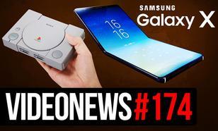 Galaxy S10 i S10 Edge, Procesory AMD do laptopów - VideoNews #174