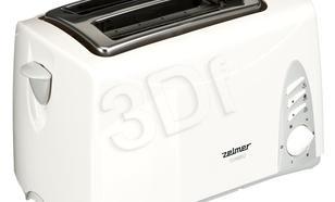 Toster Zelmer ZTS1610S (27Z010) (760W/Biało-jasnoszary)