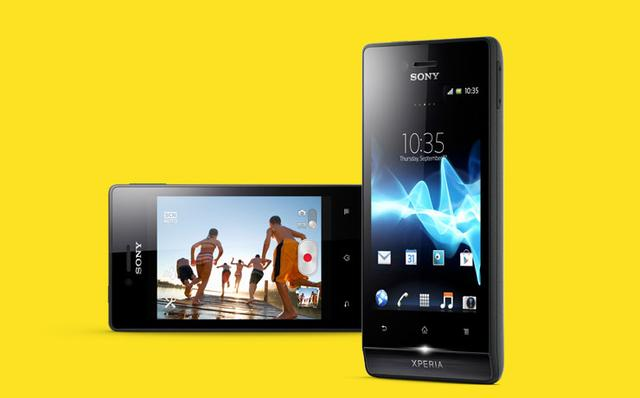 Sony Xperia miro - kolejna solidna i multimedialna Xperia