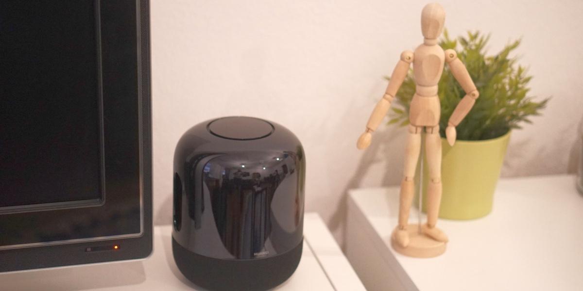 Huawei Sound X to udany głośnik