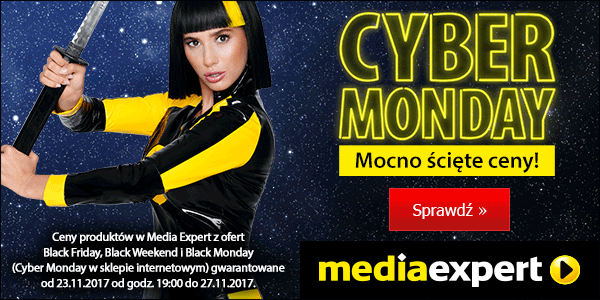 Cyber Monday w MediaExpert