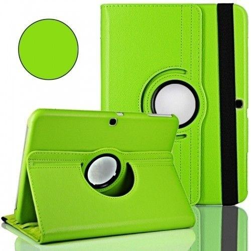 "WEL.COM Etui obrotowe Samsung Galaxy Tab 4 10.1"" zielone"