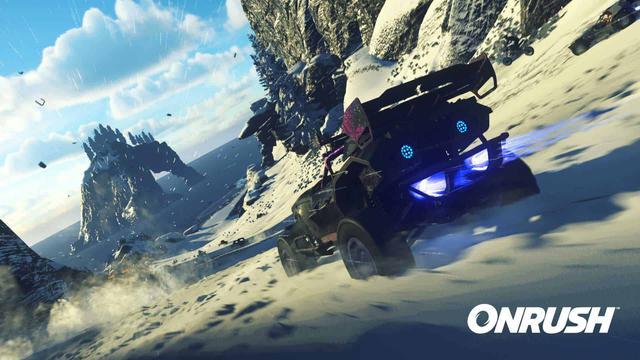 OnRush - Nowa gra od Codemasters
