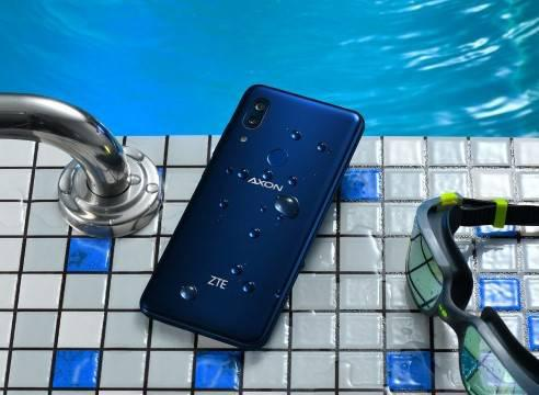 ZTE Axon 9 Pro wodoodporny