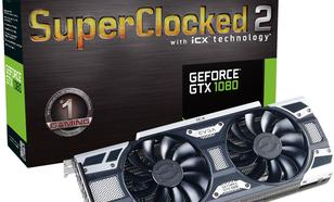 EVGA GeForce GTX 1080 SC 2 Gaming iCX 8GB GDDR5X (256 Bit) DVI-D, HDMI, 3xDP, BOX (08G-P4-6583-KR)