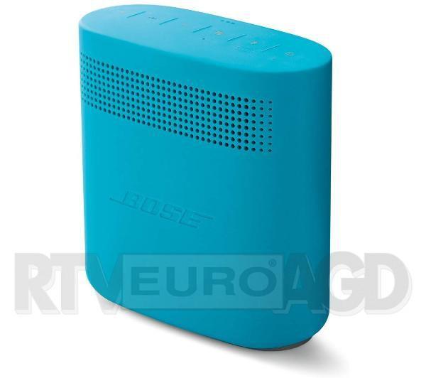 Bose SoundLink Color Bluetooth II (niebieski) - RATY 0%