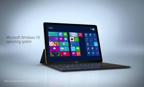 Rodzina MateBook - Hybryda i Dwa Laptopy od Huawei