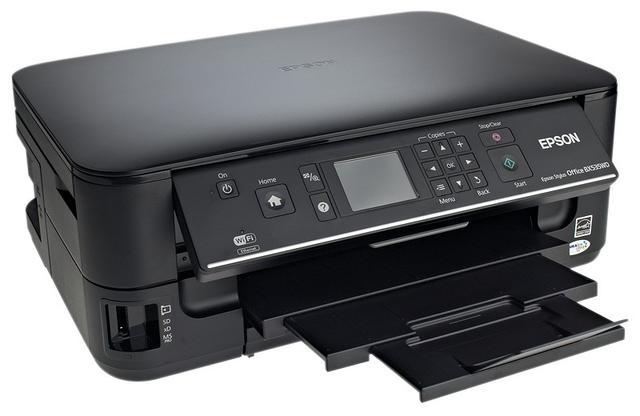 Epson Stylus Office BX535WD - drukarka o szerokim zastosowaniu