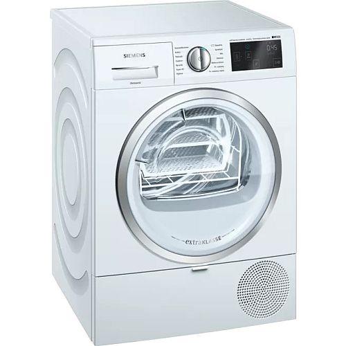 wolnostojąca suszarka do prania Siemens WT7U46EPL