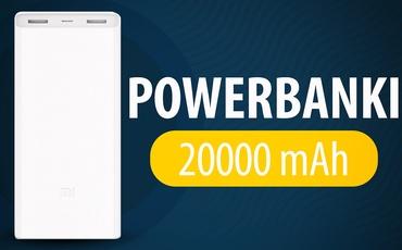 Pojemny powerbank 20000 mAh | TOP 5 |