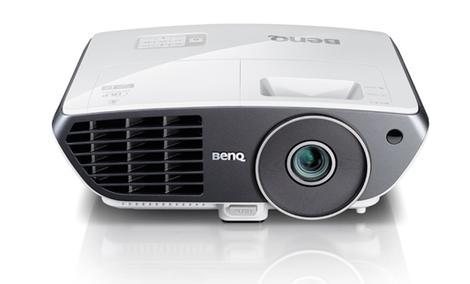 BenQ W700 - popularny projektor 3D