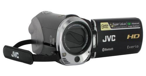 JVC GZ-HM550BE