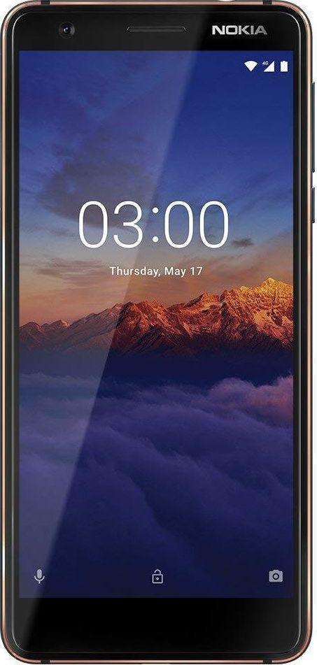 Nokia 3.1 16GB TA-1063 Niebieski