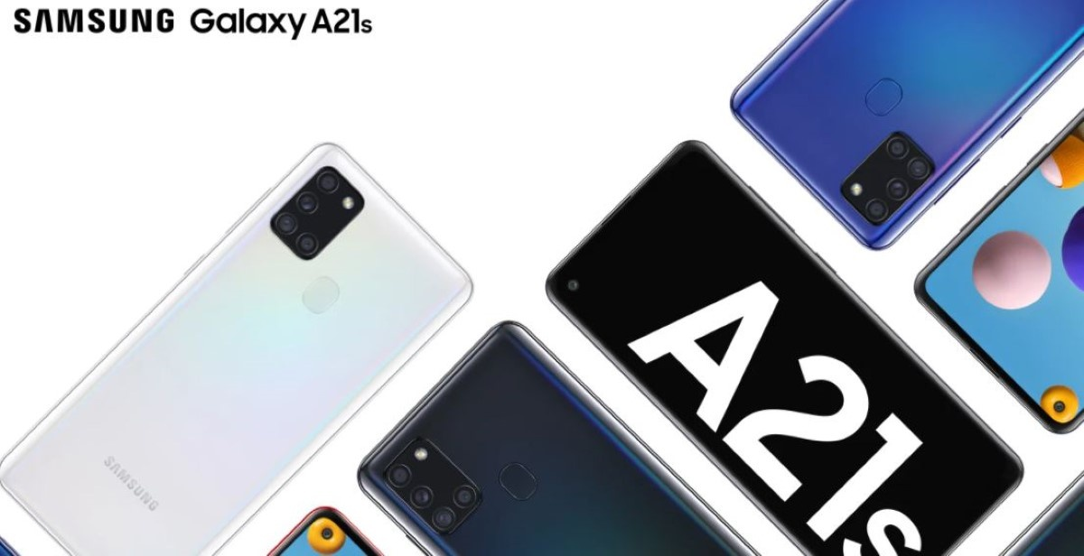 Modele Samsung Galaxy A21s