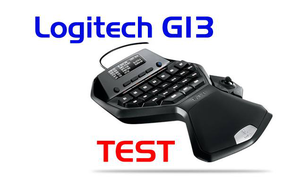 Logitech G13 Advanced Gameboard [RECENZJA]