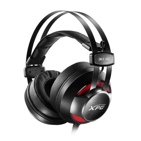 Słuchawki nauszne EMIX H30 - idealne dla gracza.