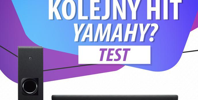 Test Yamaha YAS-209 - Funkcjonalny soundbar z dźwiękiem przestrzennym