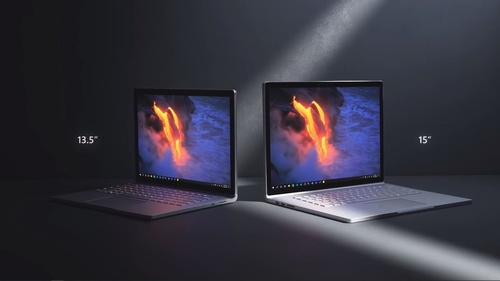 Microsoft Surface Book 3 / 15 cali