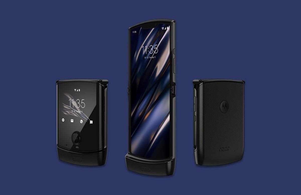 Oryginalna Motorola Razr