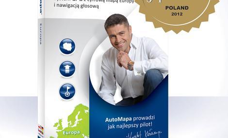 AutoMapa w gronie najsilniejszych polskich marek!