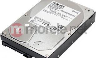 Toshiba 3.5'', 3TB, SATA/600, 7200RPM, 64MB cache (DT01ACA300)