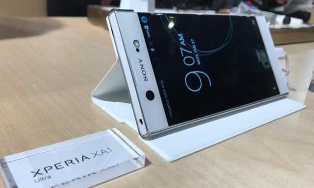 Na Rynku Zawitała Xperia XA1 - Bezramkowy Smartfon od Sony