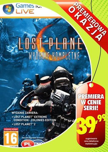 NPO Lost Planet Wydanie Kompletne