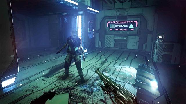 The Persistence - Horror na PS VR