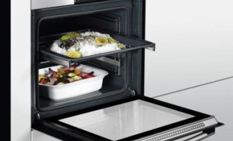 Gotuj szybciej i zdrowiej z piekarnikiem Samsung SteamTwin