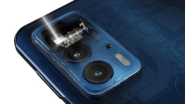 Motorola Moto Edge 20 Pro otrzyma peryskopowy zoom
