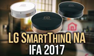 Wizja Inteligentnego Domu na IFA 2017 - LG SmartThinQ