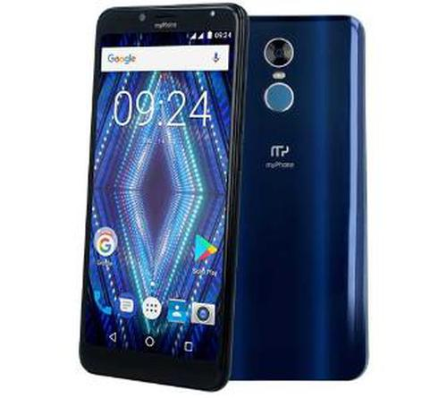 myPhone Prime 18x9 LTE (niebieski)