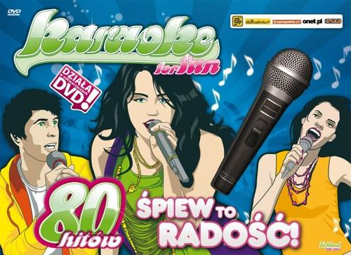 Techland Karaoke For Fun 80 Hitów PC