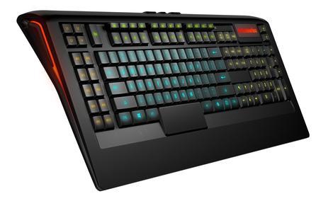 Steelseries Apex - najszybsza klawiatura gamingow już w sklepach!