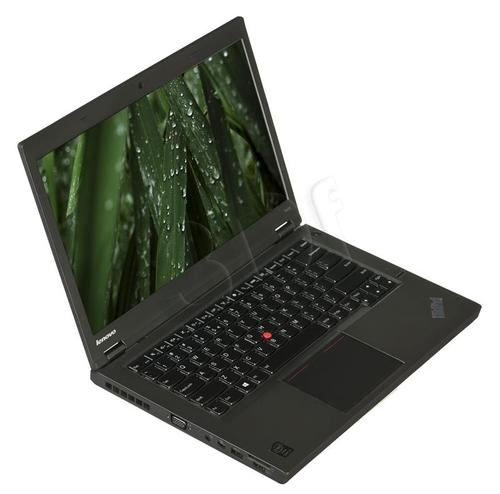 """Lenovo ThinkPad T440p i3-4000M 4GB 14"""" 500GB HD+ INTHD W7Pro/W8.1Pro 3Y On-Site 20AWS30T00"""