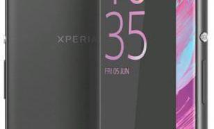 Sony Xperia XA Czarny F3111 16GB (1302-4664)