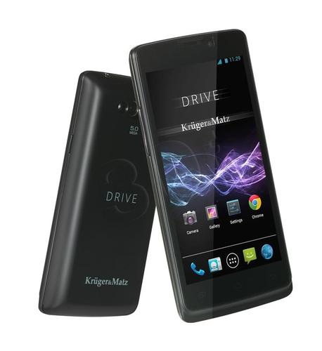 Smartfon Kruger & Matz DRIVE 2 black KM0408