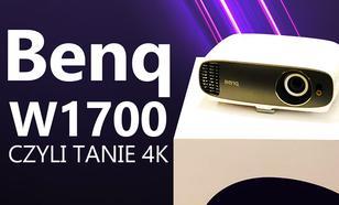 BenQ W1700 Czyli Tanie 4K - Czy Warto Kupić Ten Projektor? [TEST]