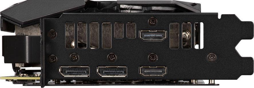Asus ROG Strix GeForce RTX 2060 OC 6GB GDDR6 (192 Bit), 2xHDMI, 2xDP,