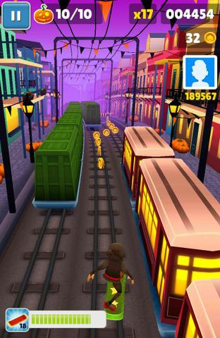 Subway Surfers fot4