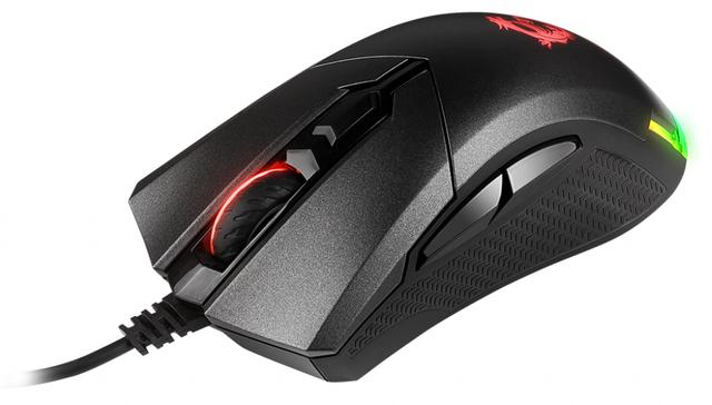prezent dla gracza - myszka MSI GM50