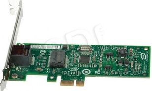 Intel Gigabit Pro/1000 CT Desktop PCI-E Adapter, [Low profile], Bulk