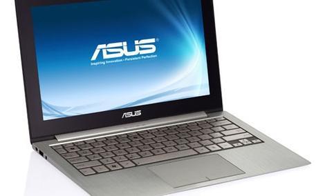 Asus Zenbook UX21E - ultrabook o smukłym i stylowym wyglądzie