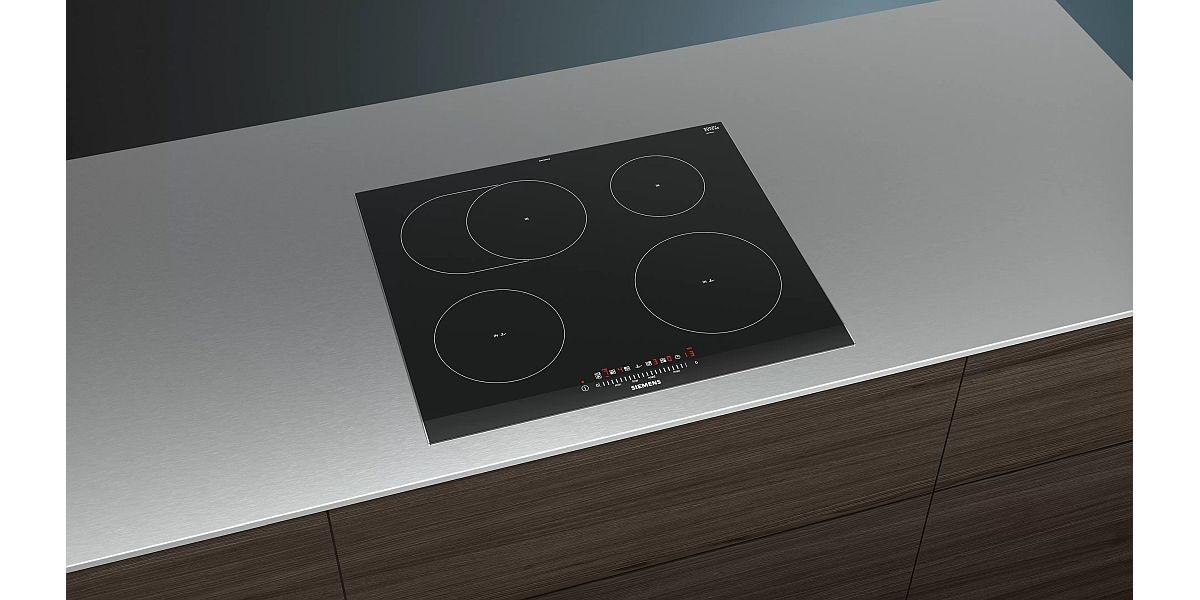 płyta indukcyjna w zabudowie kuchennej