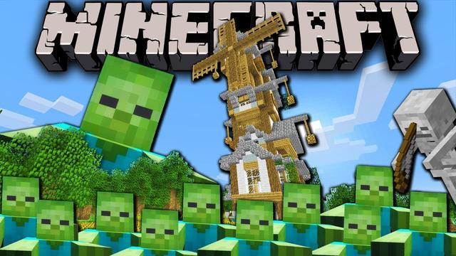Czy Minecraft Jest Zbyt Brutalny? Chcą Go Zakazać!