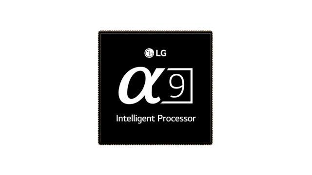 We wnętrzu urządzenia pracuje bardzo mocny procesor LG Alpha 9.