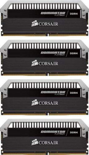 Corsair Dominator Platinum DDR4, 4x8GB, 4000MHz, CL19 (CMD32GX4M4E4000C19)