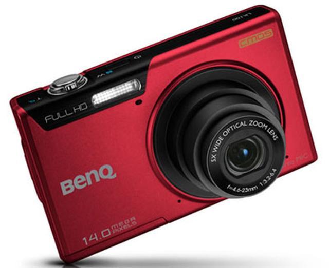 BenQ LR100 kompaktowy aparat Full HD