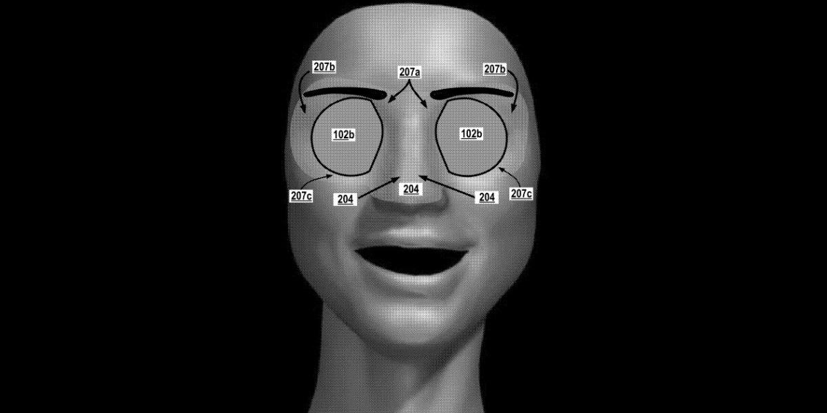 Nowy VR od Sony może rozpoznawać twarz oraz jej ruch'